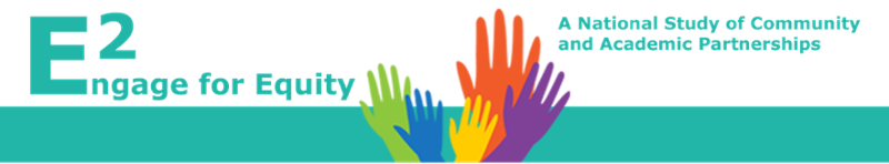 Engage for Equity study logo